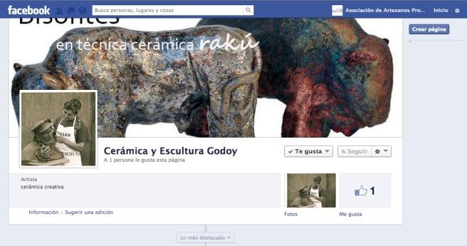 Cerámica y Escultura Godoy