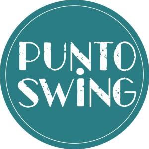 Logo punto Swing Verde-Azul