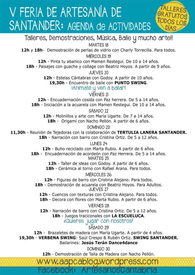 Cartel Talleres WEB